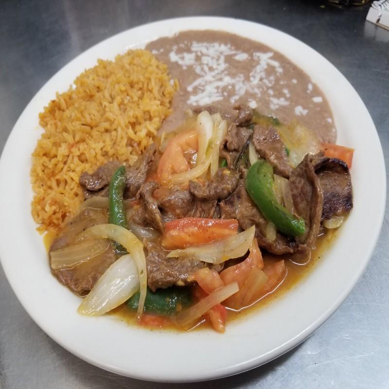 Steak Ranchero